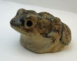 Poole Pottery Stoneware Toad