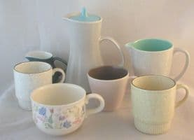 Poole Pottery Tableware