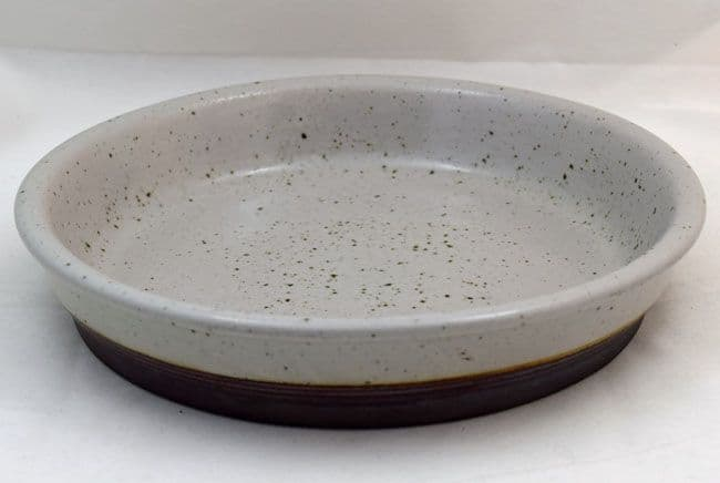 Purbeck Pottery, Portland Pattern, Large Shallow Serving Dishes