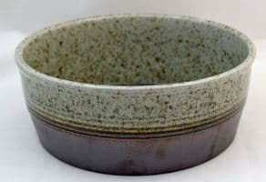 Purbeck Pottery, Portland Pattern, Open Serving Bowls