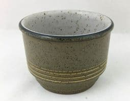 Purbeck Pottery Studland Open Sugar Bowls Style 2