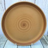 Purbeck Pottery Toast Dinner Plate