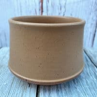 Purbeck Pottery Toast Open Sugar Bowl