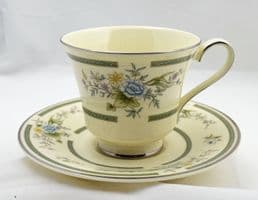 Royal Doulton Adrienne Standard Cups and Saucers