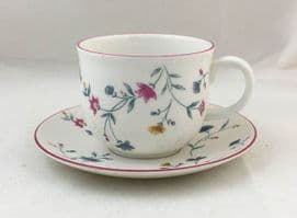 Royal Doulton Avalon Cups and Saucers