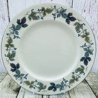 Royal Doulton Burgundy Dinner Plate