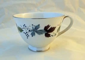 Royal Doulton Burgundy (TC 1001) Wide Style Cups
