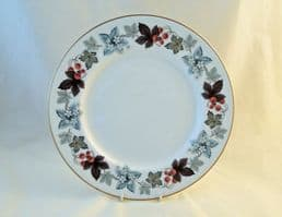 "ROYAL DOULTON CAMELOT (TC1016) 10.75"" DINNER PLATES"