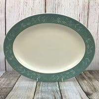 Royal Doulton Cascade (D6457) Oval Serving Platter