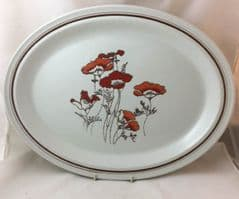 Royal Doulton Fieldflower (LS1019) Large Oval Serving Platters