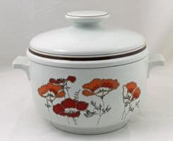 Royal Doulton Fieldflower (LS1019) Lidded Serving Dishes