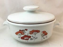 Royal Doulton Fieldflower (LS1019) Oval  Lidded Serving Dishes