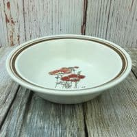Royal Doulton Fieldflower (LS1019) Rimmed Dessert Bowl
