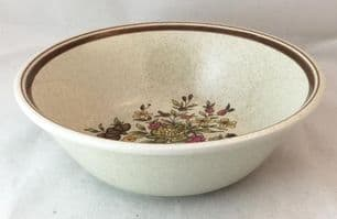 Royal Doulton Gaiety Rimless Cereal/Soup Bowls (LS 1014)