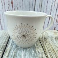 Royal Doulton Morning Star Tea Cup (Later Style with White Handle)