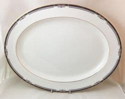 Royal Doulton Musicale Large Oval Serving Plates (H5131)