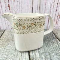 Royal Doulton Paisley Cream Jug