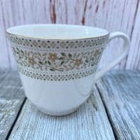 Royal Doulton Paisley Tea Cup