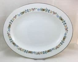 Royal Doulton Pastorale Large Oval Serving Platters