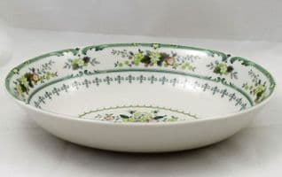 Royal Doulton Provencal (TC 1034) Oval Serving Dishes, Second Quality