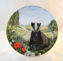 "Royal Doulton ""Safe Retreat"" Plate"