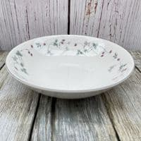 Royal Doulton Strawberry Fayre Soup/Cereal Bowl