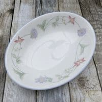 Royal Doulton Summer Carnival Oval Vegetable Dish