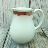 Royal Worcester Beaufort (Rust) Cream Jug