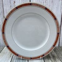 Royal Worcester Beaufort (Rust) Dinner Plate