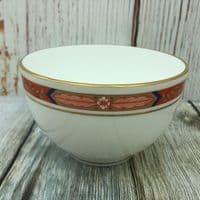 Royal Worcester Beaufort (Rust) Open Sugar Bowl