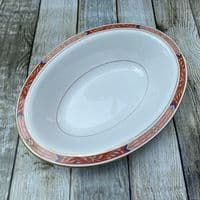 Royal Worcester Beaufort (Rust) Oval Vegetable Dish