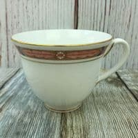 Royal Worcester Beaufort (Rust) Tea Cup