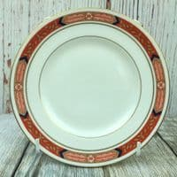 Royal Worcester Beaufort (Rust) Tea Plate