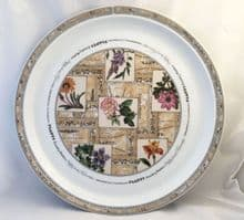 Royal Worcester Country Garden Circular Serving Platters