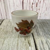 Royal Worcester Evesham Gold Egg Cup