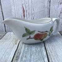 Royal Worcester Evesham Gold Gravy/Sauce Boat (Blackberry/Apple)