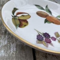 Royal Worcester Evesham Gold Sweet Dish/Tray