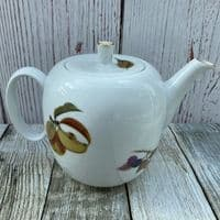 Royal Worcester Evesham Gold Teapot, 1.75 Pints
