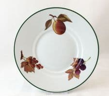 Royal Worcester Evesham Vale  Saucers for Standard Sized Cups