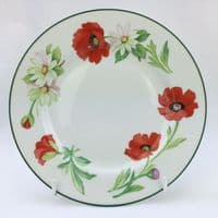 Royal Worcester Poppies Tea Plates