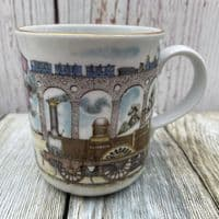 Royal Worcester Vintage Travel Mug - The Age of Steam