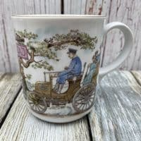 Royal Worcester Vintage Travel Mug - The Open Road