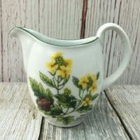 Royal Worcester, Worcester Herbs Cream Jug (Made in England)