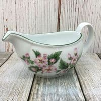 Royal Worcester, Worcester Herbs Gravy/Sauce Jug (Made in England)
