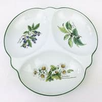 Royal Worcester, Worcester Herbs Hors Douvres Dishes