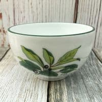 Royal Worcester, Worcester Herbs Sugar Bowl (Made in England)