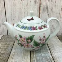 Royal Worcester, Worcester Herbs  Teapot (Made in England)