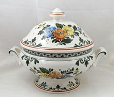 Villeroy and Boch, Alt Amsterdam, Lidded Serving Tureens