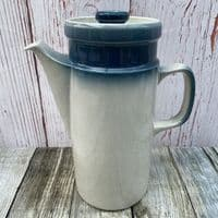 Wedgwood Blue Pacific Coffee Pot, 3 Pints