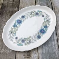 Wedgwood Clementine Oval Tray